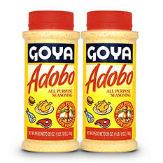 ADOBO WITH PEPPER 2 PK - 28 OZ.