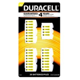 Duracell Hearing Aid Size #10 Batteries (28 Pk.)