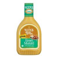 Ken's Steak House Honey Mustard (32 oz.)