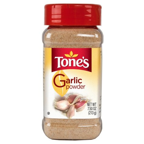 Tone's Garlic Powder - 7.5 oz.