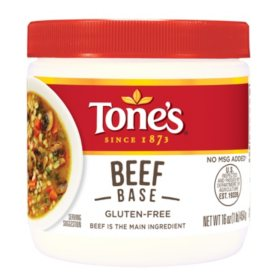 Tone's Beef Base (16 oz.)