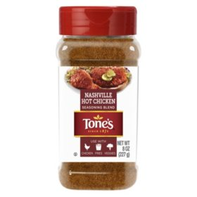 Tone's Nashville Hot Chicken Seasoning Blend (8 oz.)