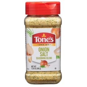 Tone's Onion Salt (7.25 oz.)