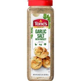 Tone's Garlic Salt with Parsley (29 oz.)