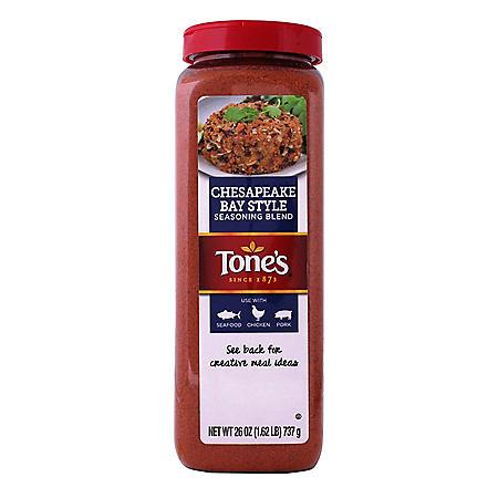 Tones' Chesapeake Bay Style Seasoning Blend (26 oz.)
