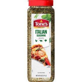 Tone's® Italian Seasoning - 6 oz. shaker