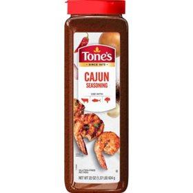 Tone's Cajun Seasoning Blend (22 oz.)