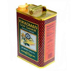 Kikkoman Soy Sauce - 1 gal.