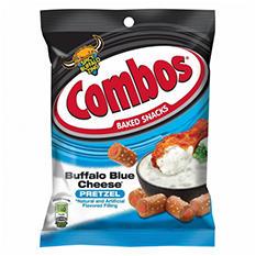 Combos Buffalo Blue Cheese Pretzel (6.3 oz. bag)