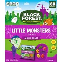 Black Forest Little Monster Gummies (80 ct.)