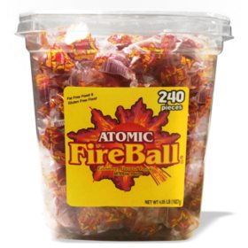 Atomic Fireball (64.8 oz., 240 ct.)