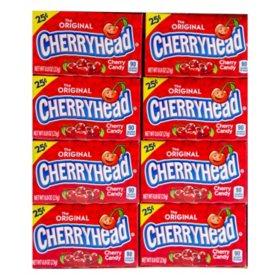 Ferrara Pan Cherryhead Fruit Candy - 0.8 oz. - 24 ct.