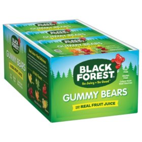 Black Forest Gummy Bears (1.5 oz., 24 ct.)