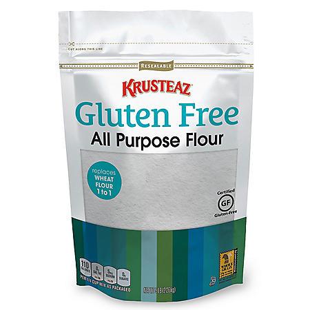 Krusteaz Gluten Free Flour (5 lbs ) - Sam's Club