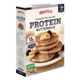 Krusteaz Protein Pancakes Mix (60 oz.)