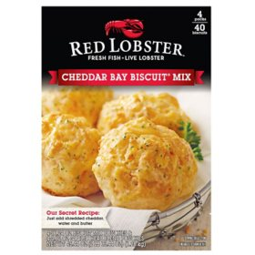 Red Lobster Cheddar Biscuit Mix (4 pk.)