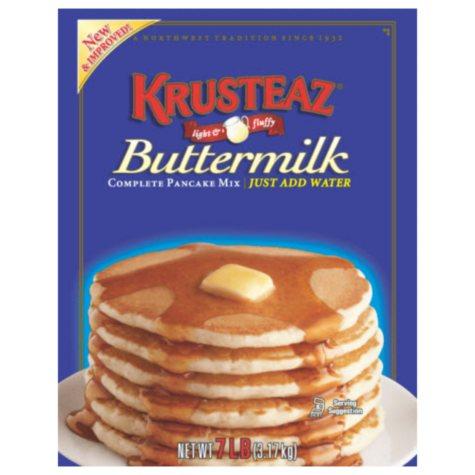 Krusteaz Buttermilk Complete Pancake Mix - 7 lbs.