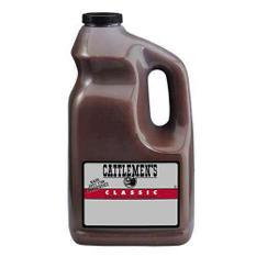 Cattlemen's Classic BBQ Sauce - 1 gal.