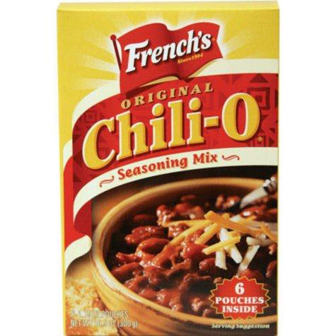 French's® Chili-O® Seasoning Mix - 6/1.75oz