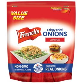 French's Original Crispy French Fried Onions (26.5 oz.)