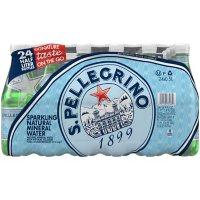 S.Pellegrino Sparkling Natural Mineral Water (16.9 fl. oz., 24 pk.)