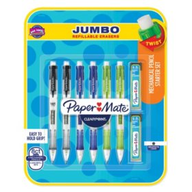 PaperMate ClearPoint Mechanical Pencil, 8 Pack