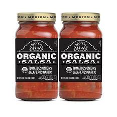 Pace Organic Salsa, Medium (24 oz., 2 ct.)