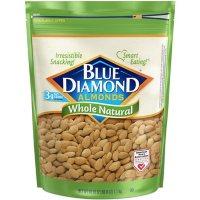 Blue Diamond Whole Natural Almonds (40oz)