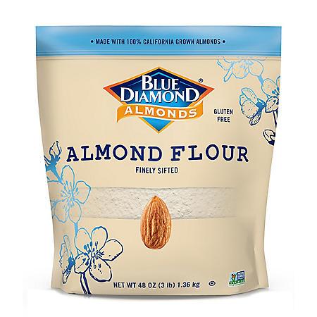 Blue Diamond Almond Flour (48 oz.)