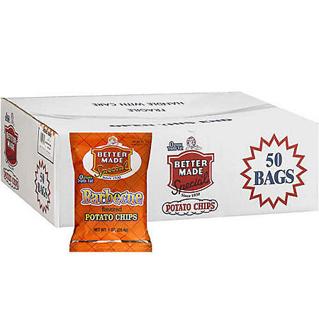 Better Made Special Barbecue Chips (1 oz., 50 pk.)