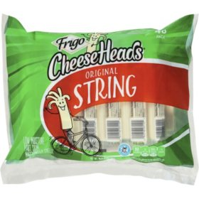 Frigo Cheese Heads String Cheese (1 oz. pkg., 48 ct.)