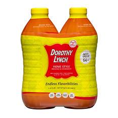 Dorothy Lynch Home Style Dressing - 32 oz. 2 pk.
