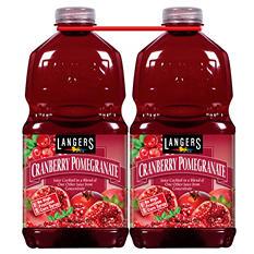 Langers Cranberry Pomegranate Juice Cocktail (64 oz., 2 pk.)