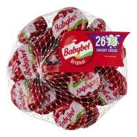 Mini Babybel Semisoft Cheese, Original (19.5 oz., 26 ct.)