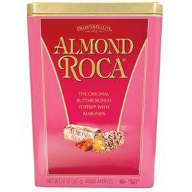 Almond Roca Tapered Tin (20 oz.)