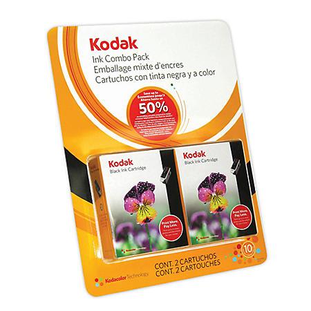 Kodak 10 Series Inkjet Cartridge - Black - 2 pk  - Sam's Club