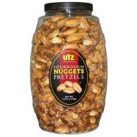 Utz Sourdough Pretzel Nuggets Barrel (3.25 lbs.)