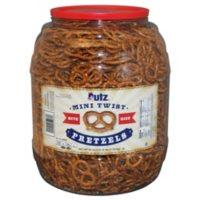 Utz Mini Twist Pretzels (60 oz.)