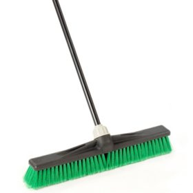 "O-Cedar Professional 24"" Multi-Surface Push Broom"