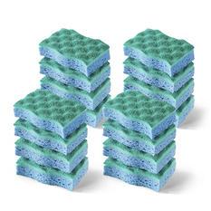 O-Cedar Multi-Use No-Scratch Scrub Sponge (16 ct.)