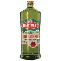 Bertolli Organic Unfiltered Extra Virgin Olive Oil (1 L)