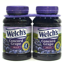 Welch's Concord Grape Jelly (30 oz., 2 pk.)