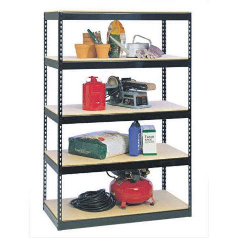 "Gorilla Rack Storage System - 36""W x 18""D x 72""H"
