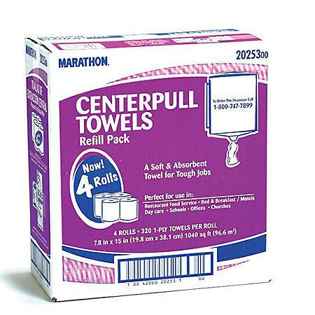 Marathon Centerpull Towels
