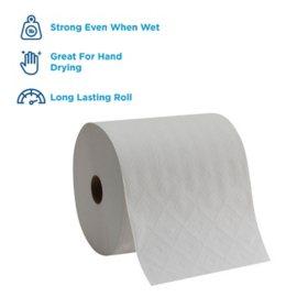 Marathon Dispenser Roll Towels 12 Rolls for Marathon Commercial Kitchen Bathroom Towel Dispensers Bulk Case 4,200 ft.