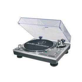 Audio-Technica AT-LP120-USB Direct-Drive Professional Turntable (USB & Analog)- Assorted Colors