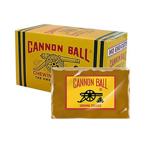 Cannon Ball Plug Chewing Tobacco - 12 / 2 33 oz  - Sam's Club
