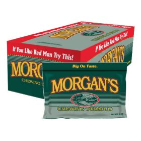 Morgan's Chewing Tobacco (3 oz. pouch, 12 ct.)