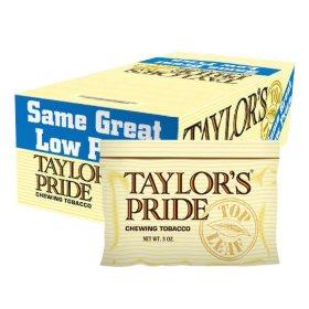 Taylor's Pride Chewing Tobacco - 12 / 3 oz.