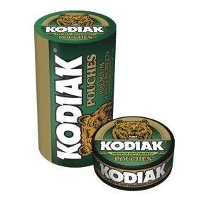 Kodiak Wintergreen Pouches (5 cans)